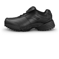 3N2 7335-0101E-75 Reaction Umpire Field Ee Width Shoe Mens, Black - 7.5