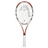 輸入品 テニスラケットHead Micro Gel Radical MP Strung Tennis Racquet without Cover (4.125) [並行輸入品]