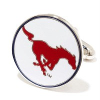 NCAA Southern Methodist Mustangs Cufflinks