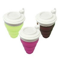 DCI Steep Collapsible Tea Infuser and Coffee Filter, Assorted Colors [並行輸入品]