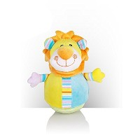Kseey Music Jungle Pals Lion Music Tumbler Toy Tilting Toy Roly-poly Baby Toy Baby Kids Dolls by...