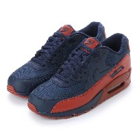 ナイキ NIKE atmos NIKE AIR MAX 90 ESSENTIAL (NAVY) レディース メンズ
