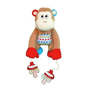 PullyPalz Mo Mo the Monkey