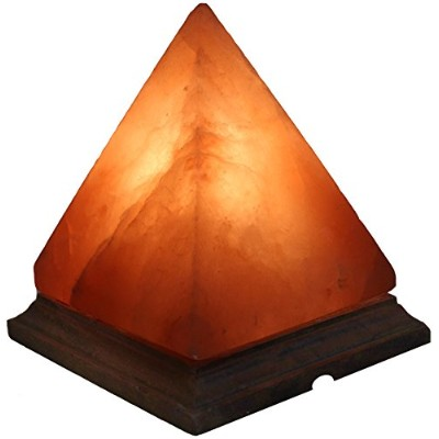 Indus Classic LG-01 7-Inch Himalayan Pyramid Salt Lamp Natural Crystal Rock, 6-8-Pound by Indus...