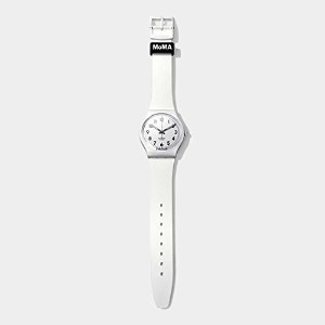 Swatch ウォッチ ホワイト MoMA Limited Edition