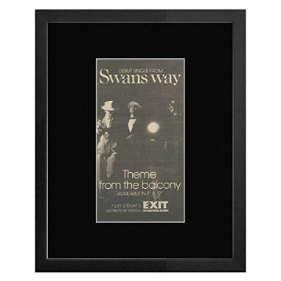 Swans Way - Theme From The Balcony Framed Mini Poster - 28.5x23.5cm