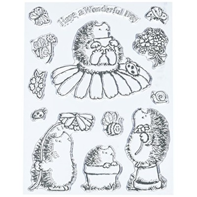 Penny Black Clear Stamp Set, Wonderful Day by Penny Black