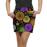 LoudMouth Ladies Ferris Wheels Skort【ゴルフ レディース>スコート】