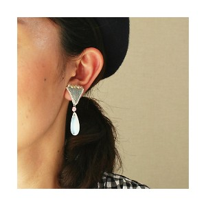 patterie  EXOTIC DROP EARRING(PR16SS-AC-P001313-E) 【三越・伊勢丹/公式】 アクセサリー~~イヤリング