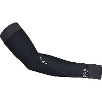 ゴア ユニセックス 自転車 サポーター【Gore Bike Wear Universal Gore Windstopper Arm Warmer】Black