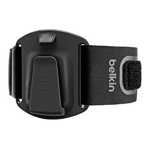 Belkin Clip-Fit Armband for iPhone 6 / 6S (Black) [並行輸入品]