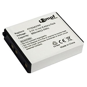 Replacement 900mAh FT703437PP, FT803437PA, LP083442A, RZ03-00120100-0000, RZ30-00120300-0000...