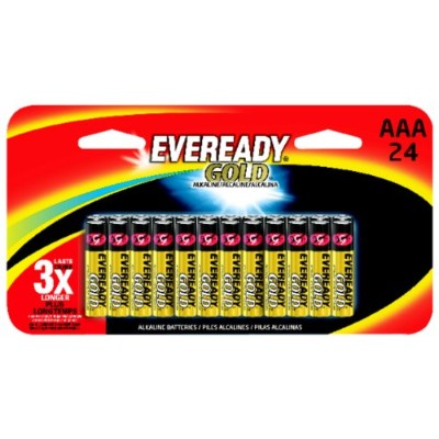 Alkaline Bulk Packs by Eveready