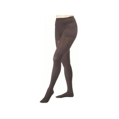 Jobst Opaque Pantyhose 20-30 mmHg Firm Support Classic Black Large - 115158 by Jobst