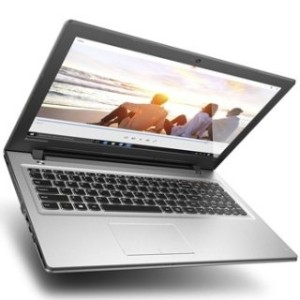 Lenovo ideapad300 80M3005WJP Windows10 Home 64bit Celeron Dual-Core 1.6GHz 4GB 500GB DVDスーパーマルチ 無線LA