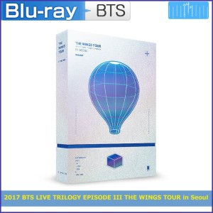 BLURAY / 2017 BTS LIVE TRILOGY EPISODE III THE WINGS TOUR in Seoul/リージョンコード:A/1次予約/送料無料/特典DVD終了