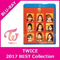 TWICE 2017 BEST COLLECTION BLU RAY 新曲 KNOCK KNOCK 収録★K-POP DVD アルバム グッズ PV MV TVLIVE