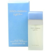 香水 FRAGRANCE ドルチェ&ガッバーナ DOLCE&GABBANA LIGHT BLUE ライトブルー EDT・SP 25ml SALE
