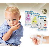 ★Agafura Dr.finger Baby Stop Sucking Thumb★Made in Korea / harmless Months Years guard protect band
