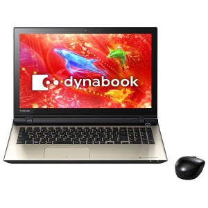 新品 東芝 dynabook (WIN8.1Update 64Bit/i7-4720HQ/8GB/15.6型/Office Home Business Premium搭載) PT95RGP-LHA.