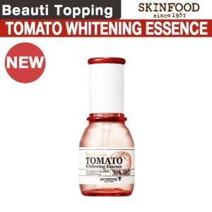 ★NEW★SKIN FOOD★Premium Tomato Whitening Essence (Skin-Brightening Effect) 50ml [Beauti Topping]