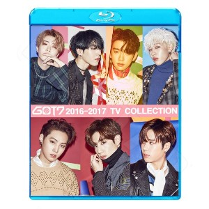 【Blu-ray】☆★GOT7 2017 TV COLLECTION★Q Never Ever Hard Carry Fly See The Light【ガットセブン】【メール便は2枚まで】