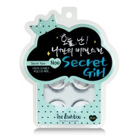 ING Lashtoc ONEtouch No Giue Eyelash SECRET GIRL 2set
