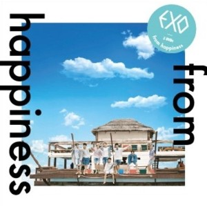 [書留発送] EXO [from happiness] DVD/LIMITED EDITION/エキソ