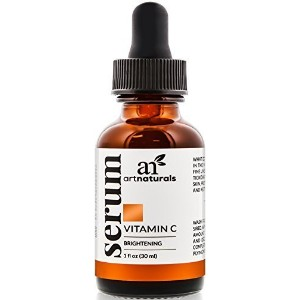 (セラム) ArtNaturals Anti-Aging Vitamin C Serum - 1 Fl Oz - with Hyaluronic Acid and Vit E - Wrinkle ..