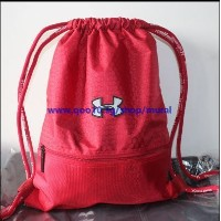 Sports men and women basketball soccer bags drawstring bag shoulder backpack two built-in cell phone
