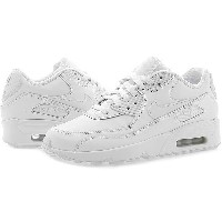 [833412-100] NIKE AIR MAX 90 LTR GS