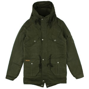 [Arson] 344-II 344 MILITARY JACKET (KHAKI)