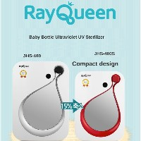[Qxpress FREE] Ray Queen Baby Bottle Ultraviolet UV Sterilizer JHS-400 / JHS-400S  New
