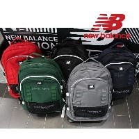 ★【New Balance正規品】★【EMS 送料無料 】★New Balance- 3D BACKPACK (5color)★