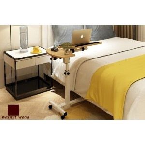 High Quality Lifting And Folding Movable Laptop Table (2 Available Colors)
