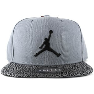 [アメリカ直送]  Mens Air Jordan Elephant Bill Snapback Hat-