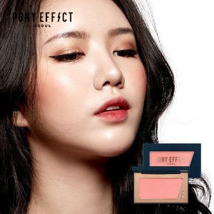 PONY EFFECT Personal Cheek Blusher / Face Blusher / Cheek Make Up / Cosmetic / Korean Cosmetics /...