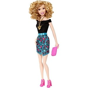 Barbie Fashionistas Party Glam Doll 6