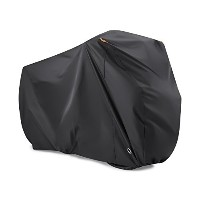 Bike Cover for 2 Bikes, Beeway® 190T Nylon Waterproof Bicycle Cover Anti Dust Rain UV Protection...