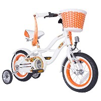BIKESTAR ®オリジナルプレミアム安全スポーツKids Bike with Sidestand and Accessories for Age 3年古い子供| 12インチクルーザーEdition...