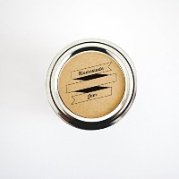 Homemade Jam Jar Labels withレトロリボンby Once Upon Supplies、ミニマリストデザインwith Space for Writing in Jam味...