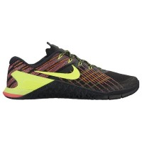 (取寄)Nike ナイキ メンズ メトコン 3 Nike Men's Metcon 3 Black Volt Hyper Crimson Hot Punch
