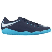 (取寄)Nike ナイキ メンズ ハイパーヴェノム フェロン 3 ic Nike Men's HypervenomX Phelon III IC Obsidian White Gamma Blue