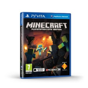 Minecraft (PlayStation Vita) (輸入版)
