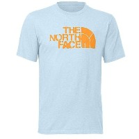 The North Face Get Physical Tシャツ–Men 's Nimbus Blue Heather Small