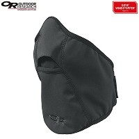 OUTDOOR RESEARCH(アウトドアリサーチ) Face Mask S 0001black