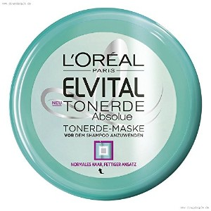 L'Oral Elseve / Elvive Extraordinary Clay Hair Mask Masque 150 ml / 5 fl oz by L'Oreal Paris