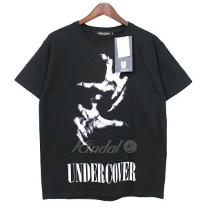 【中古】UNDER COVER 16SS POP UP STORE TEE D-HAND ブラック サイズ:XS 【021217】(アンダーカバー)