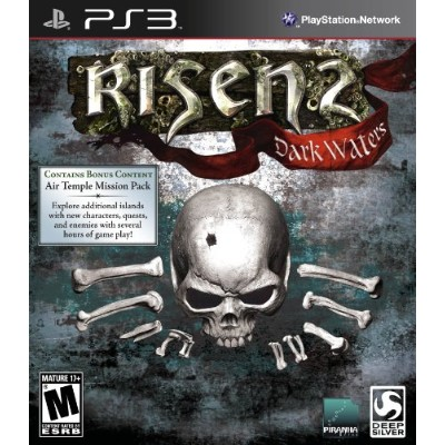 Risen 2 Dark Waters (輸入版:北米) - PS3
