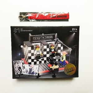 SM Artist Limited Edition SM TOWN POP-UP Store TVXQ Spellbound Block + Name Tag